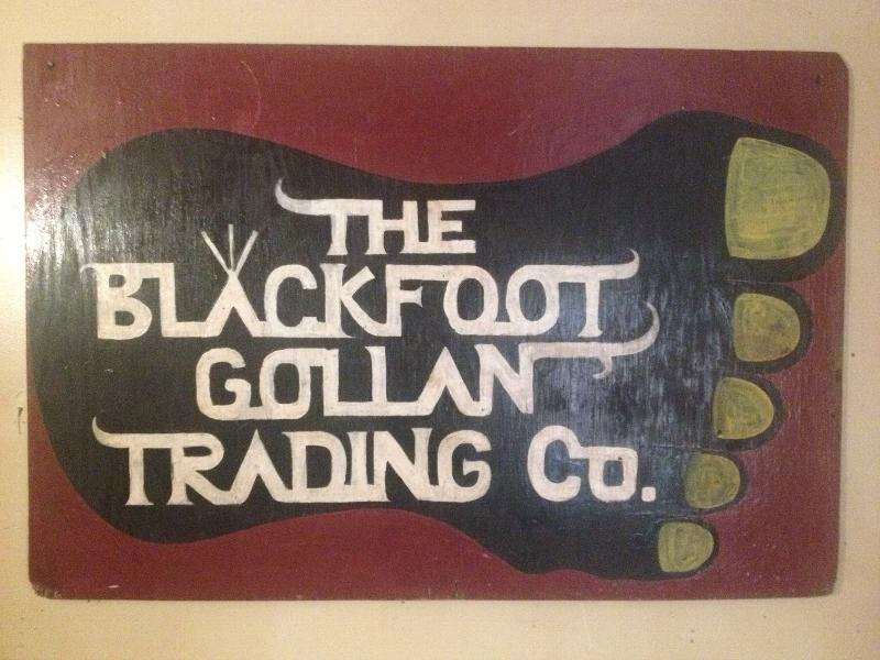 Blackfoot Gollan Trading Co.